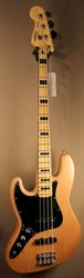 Squier Vintage Modified '70s Jazz Bass LH Natural ***SOLD***