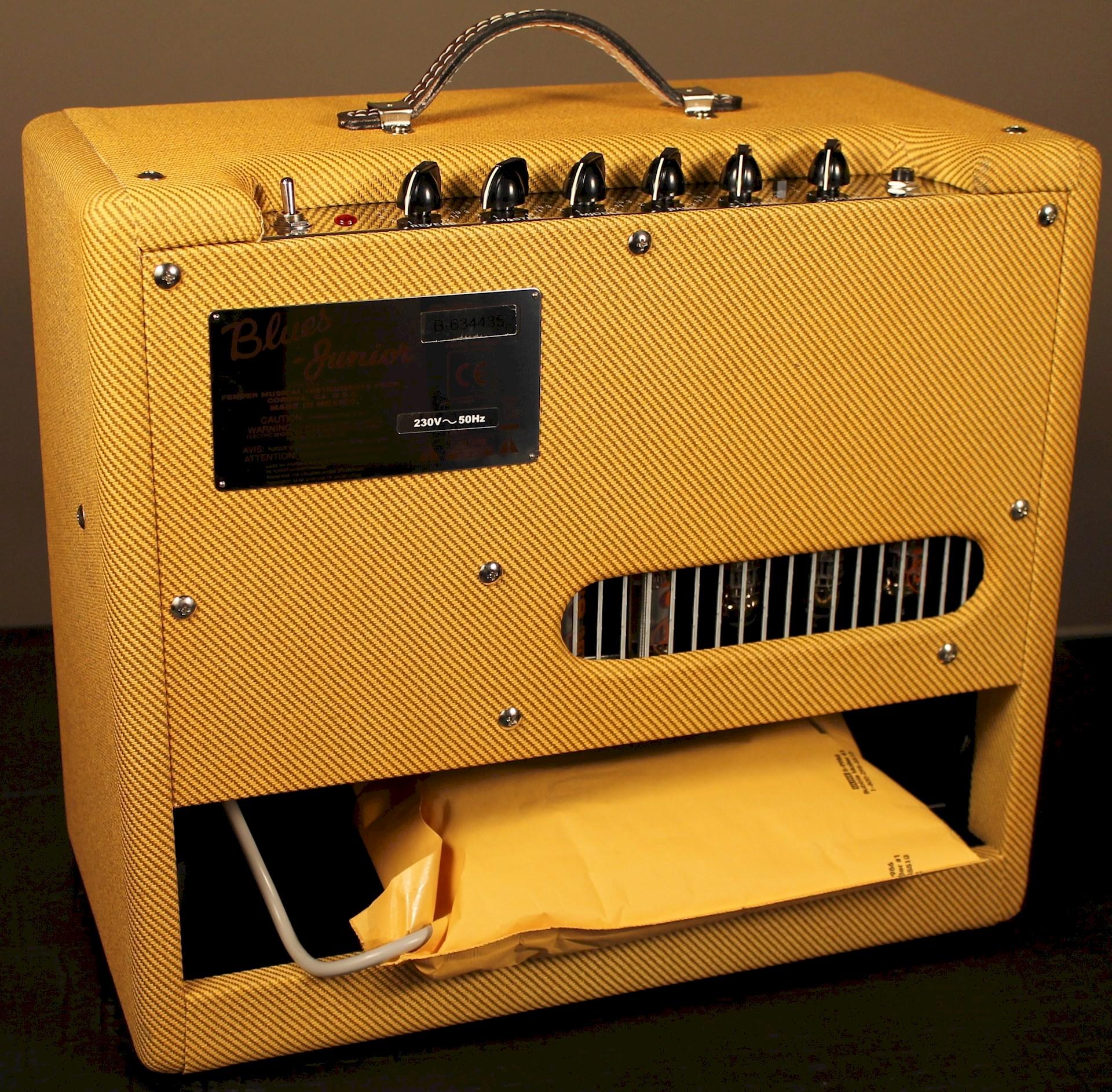 Fender Blues Junior Amp - Best Fender 2018