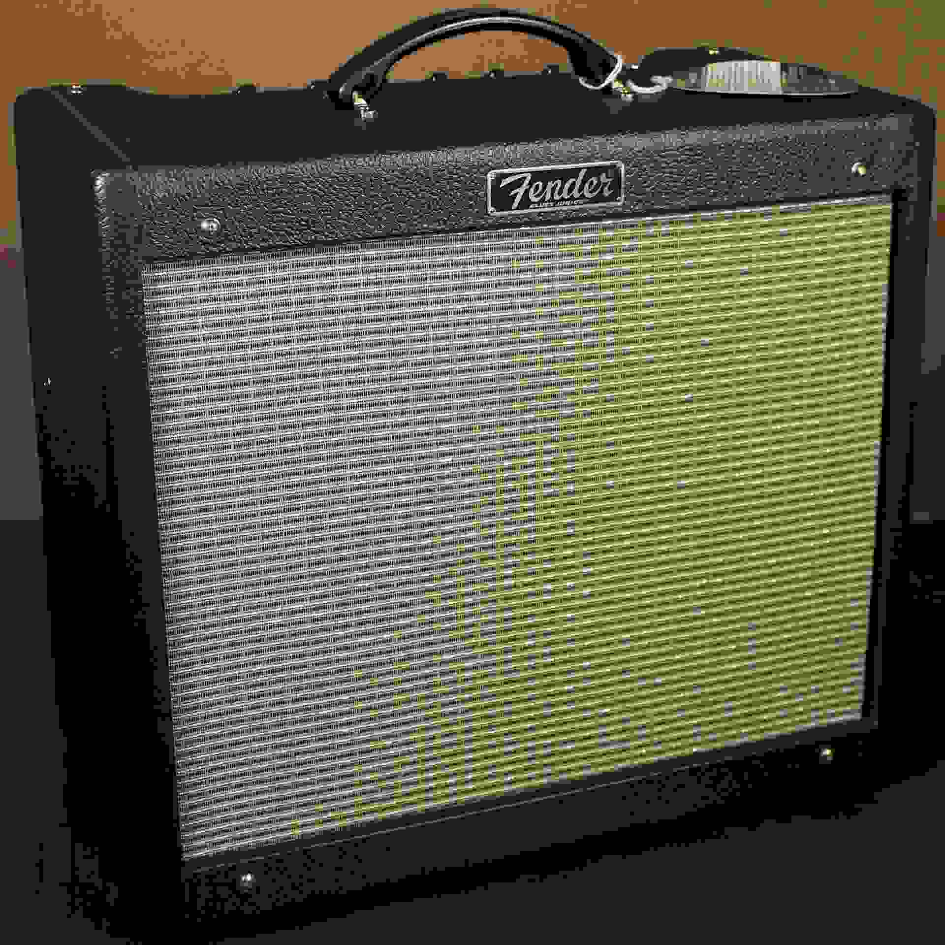 Fender Blues Junior III Black
