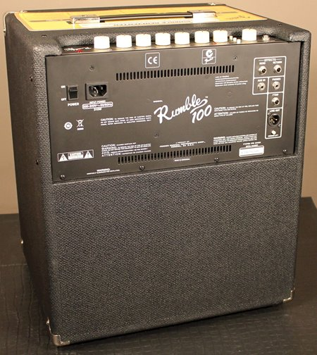 fender rumble 100 back.JPG
