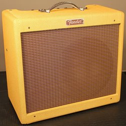Fender Blues Junior Lacquered Tweed ***SOLD***