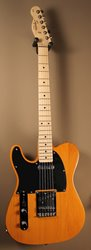 Squier Affinity Telecaster LH Butterscotch Blonde ***SOLD***