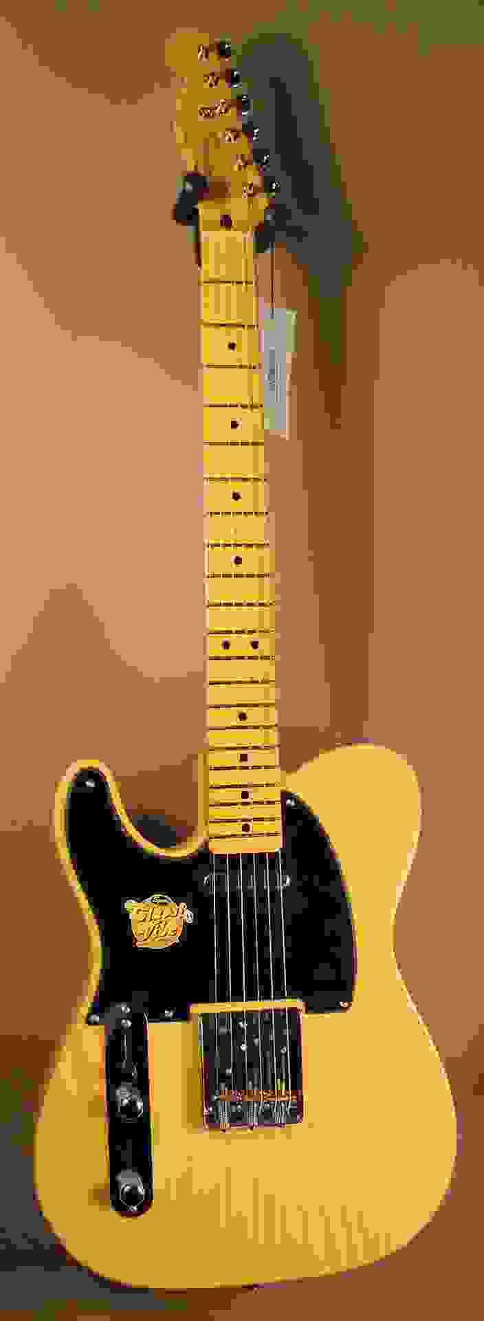 Squier Classic Vibe '50s Telecaster LH Butterscotch Blonde