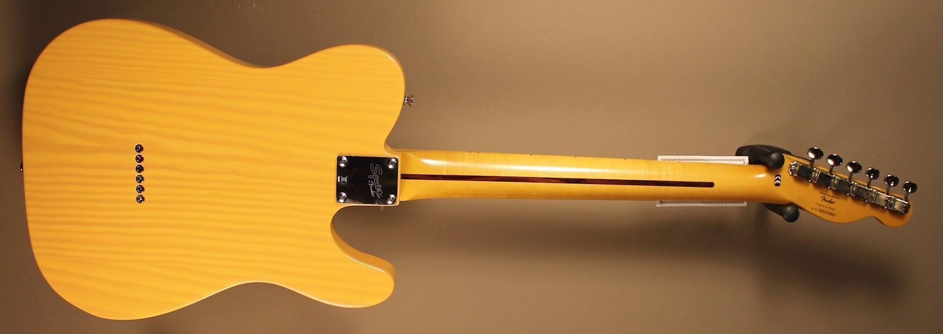 Squier Classic Vibe 50s Telecaster Lh Butterscotch Blonde