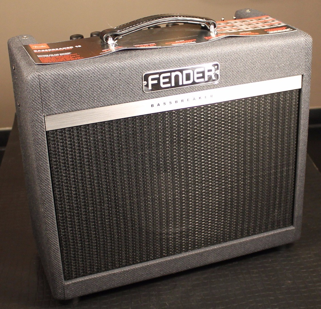 fender bassbreaker 15 combo leftyguitars. Black Bedroom Furniture Sets. Home Design Ideas