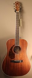 Fender Paramount PM-1 LH Std All-Mahogany