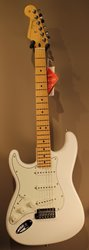 Fender Player Stratocaster LH Polar White ***SOLD***