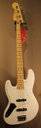 Fender Player Jazz Bass LH Polar White ***SOLD***