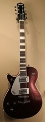 Gretsch G5220LH Electromatic Jet BT - Dark Cherry Metallic ***SOLD***