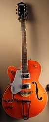Gretsch G5420LH Electromatic Hollow Body - Orange Stain