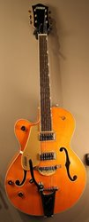 Gretsch G5420TGLH-59 Vintage Orange Stain (Ltd edition)