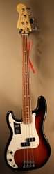 Fender Player Precision Bass LH 3-Color Sunburst
