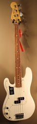 Fender Player Precision Bass LH Polar White ***SOLD***