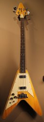 Eastwood Flying BV Bass LH Natural