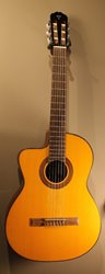 Takamine GC1CE-LH Natural ***SOLD***