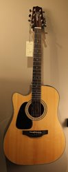 Takamine GD30CE-LH Natural