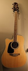Takamine GD51CE LH Natural